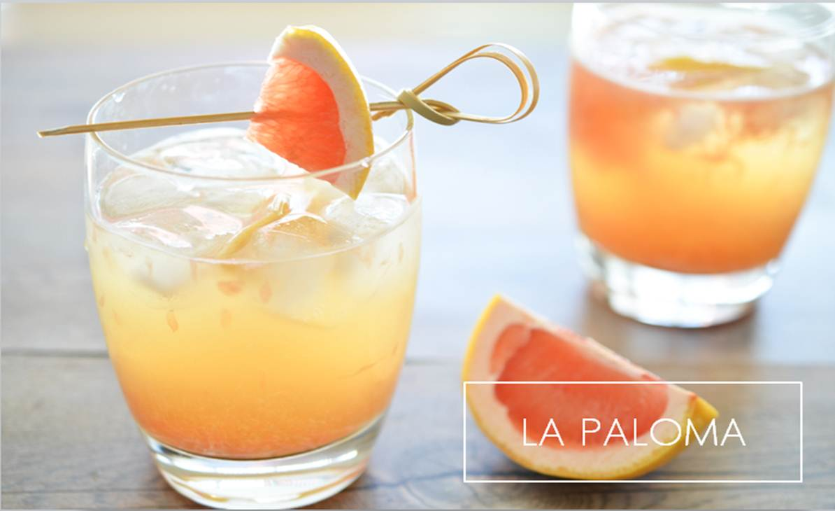 Cocktails jefferson jane for La paloma cocktail recipe