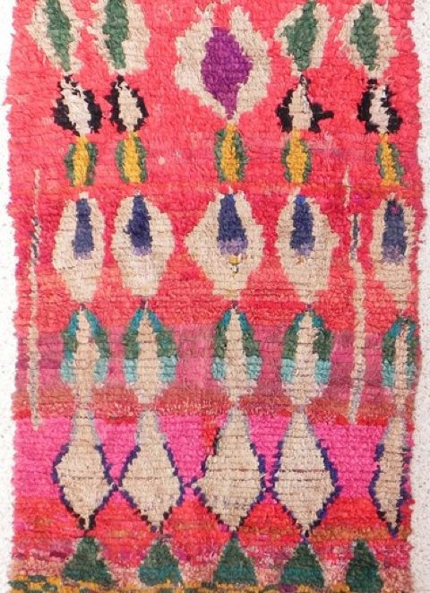 Some Good Resources For Purchasing Your Own Boucherouite Rug: